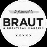 Featured on Brautmagazin