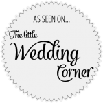Featured on The Little Wedding Corner